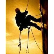 Альпинизм промышленный фото