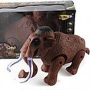 NY009A Слон доисторический Elephants свет, звук (Nanyu) фото