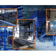Комплекс для приема и фасовки минеральных удобрений и соды , а также приготовления тукосмесей 60000……100000 т.ч. фото