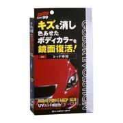 Полироль для кузова цветовосстанавливающий Soft99 Evolution Red для красных (Япония) фото