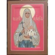 Именная икона Св.прмуч. Елизавета фото