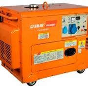 Установка генераторная дизельная УГД-6000ЕК фото