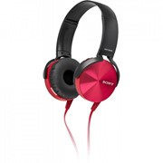 Наушники SONY MDR-XB450AP Red (MDRXB450APR.E) фото