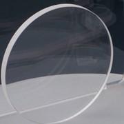Окна оптические и заготовки диаметром от 10 до 350 мм и толщиной до 40 мм. фото