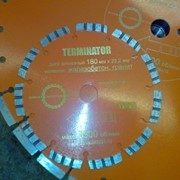 Алмазный диск TERMINATOR фото
