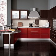 Изготовление кухонь в любой комплектации и стиле фото