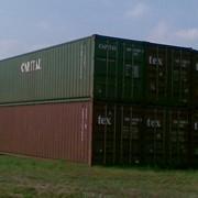 Продажа, аренда контейнеров. Доставка, монтаж, возврат контейнеров фото