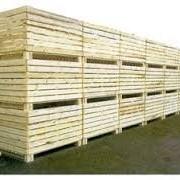 Производим деревянные овощные контейнера фото