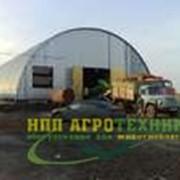 Строительство быстровозводимых картофелехранилищ фото