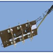Выключатель-разъединитель / рубильник РБ32 250А (правая рукоятка) фото