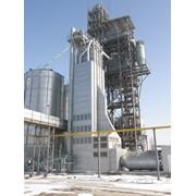 Зерносушилка ДСП-50Е для сушки пшеницы, семян подсолнечника и других культур продовольственного назначения фото