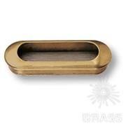 Ручка врезная современная классика, старая бронза 15.113.75.04 фото