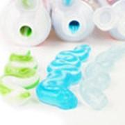 Зубные пасты фото