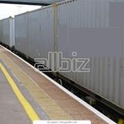 Железнодорожные почтовые вагоны фото