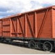 Ремонт почтовых и почтово-багажных вагонов фото