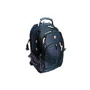 SWISSGEAR Рюкзак 35L с кодовым замком 2002# USB BLACK фото
