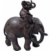 Статуэтка Elefant Dumbo, коллекция Веселые Слоны 18х19х9см. арт.31361 KARE фото
