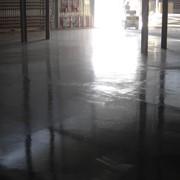 Заглаженный бетон фото