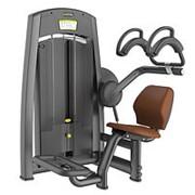 Профессиональный тренажер для зала пресс-машина DHZ Fitness A857 фото