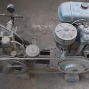 Аренда Компрессор бензиновый ременный 16атм фото