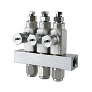 Инжекторы GL-32 для консистентной смазки фото