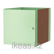 Вставка с дверцей, светло-зеленый КАЛЛАКС фото