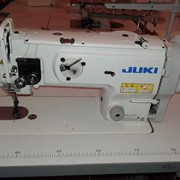 Швейная машина тройного транспорта JUKI DNU 1541 фото