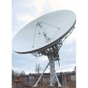 Антенная система 7,0 м (7,0m Antenna) - профессиональная приемо-передающая антенная система для наземных станций спутниковых сетей в составе наземных станций спутникового телевидения, радиосвязи и интернет сетей. фото
