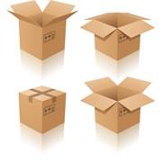 Картон коробочный марка В фото