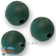 Soft beads Ø 6 mm matte green CZ1786 фото