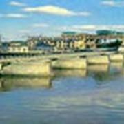 Гидротехнические бетоны для плотин, каналов фото