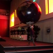Шар Земля 1,8 м фото