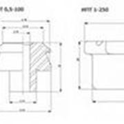 Изоляторы проходные ИПТ-1/3150 О1 фото