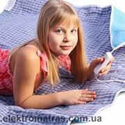 Электропростынь с 2-мя режимами подогрева - 35-40оС и 45-50оС фото