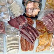 Цех по производству мясных полуфабрикатов фото