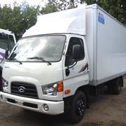 Фургон изотермический Hyundai HD78 фото