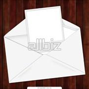 Рассылки почтовые по выбору заказчика фото