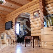 Деревянный дом из сруба 125 м2 — заходи и живи! фото