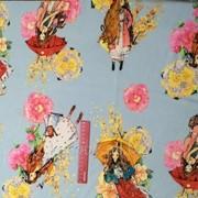 Ткань Барби 3094 фото