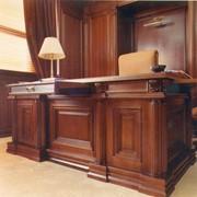 Офисная мебель, деревянная офисная мебель, мебель для кабинетов, купить, заказать, Киев, Украина фото