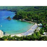 Один из лучших отелей Греции, остров Тасос - Makryammos Bungalows Hotel 4*, раннее бронирование! фото