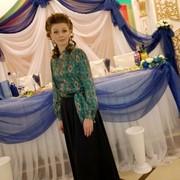 Модная и эксцентричная ведущая Ольга Лерман в Алматы. фото
