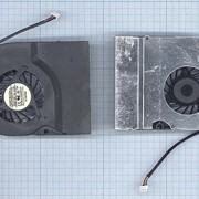 Вентилятор (кулер) для ноутбука HP TouchSmart IQ500 IQ504 IQ506 IQ510 IQ520 IQ524 IQ800 DX9000 ver.2 фото