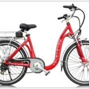 Электровелосипед VS-512 фото