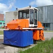 Каток дорожный вибрационный комбинированный ДС-31А фото