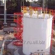 Резервуар вертикальный РВС–100 м3 фото
