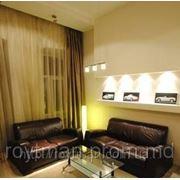 Аренда квартиры, три комнаты, современный дизайн фото