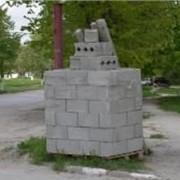 Фортан стеновой, строительство шахтных колодцев фото