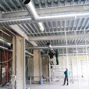Монтаж, ремонт и наладка вентиляционных систем фото