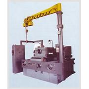 Станок для обработки ручья калибров станов холодной прокатки труб модели ЛЗ-250Ф1 фото